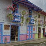 Arquitectura típica de Colombia