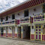 Colores de Salento Colombia
