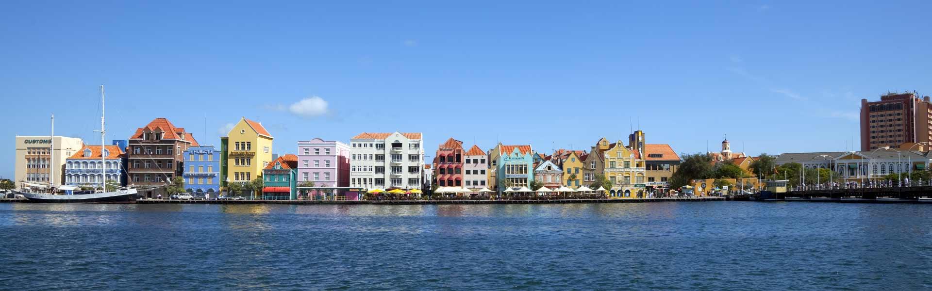 Arquitectura colonial de Willemstad