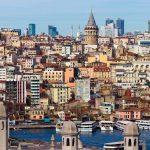 Calles de Estambul Turquía