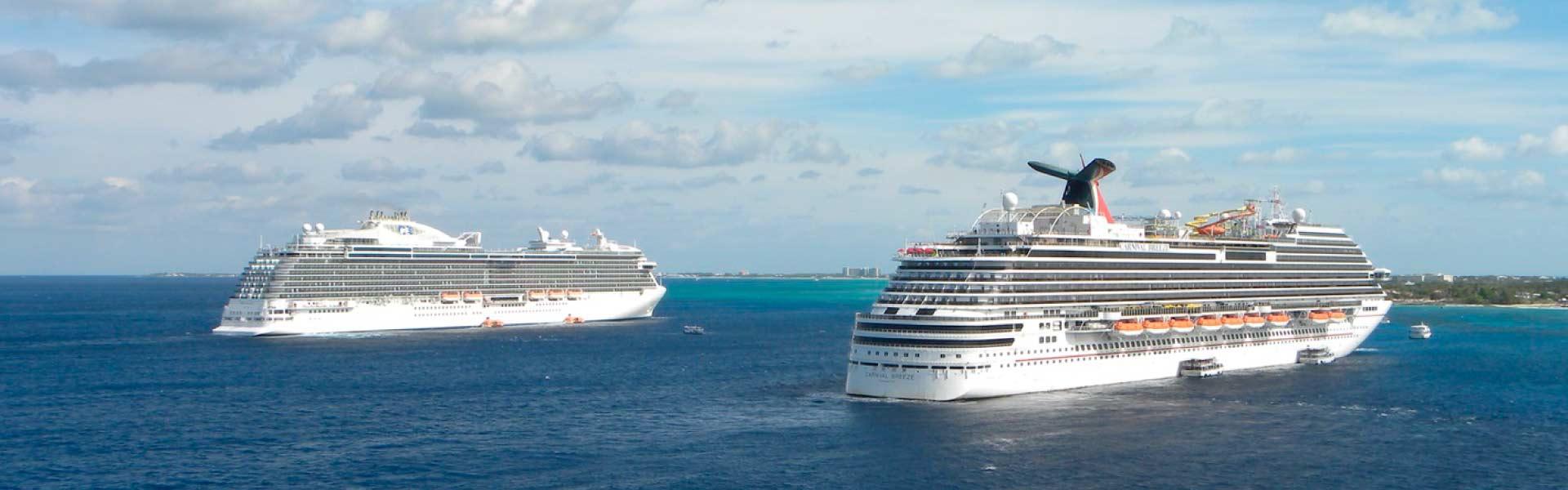 Cruceros ritmos de Jamaica y Caribe
