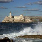 Faro el castillo de La Habana