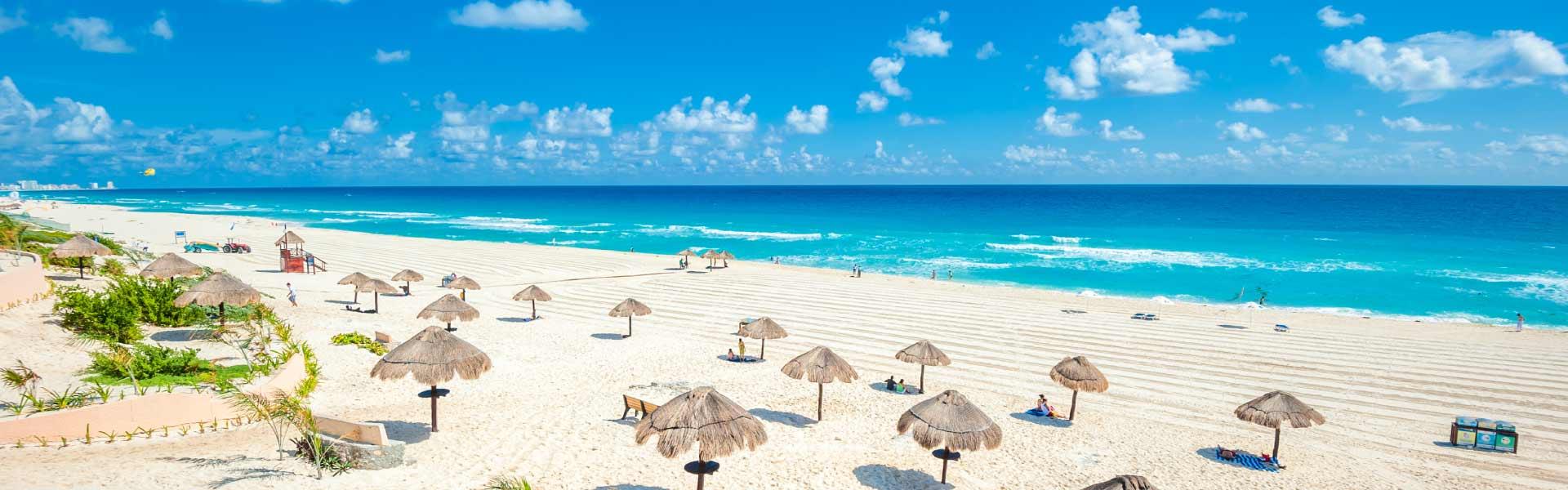 Paquetes todo incluido a Cancún