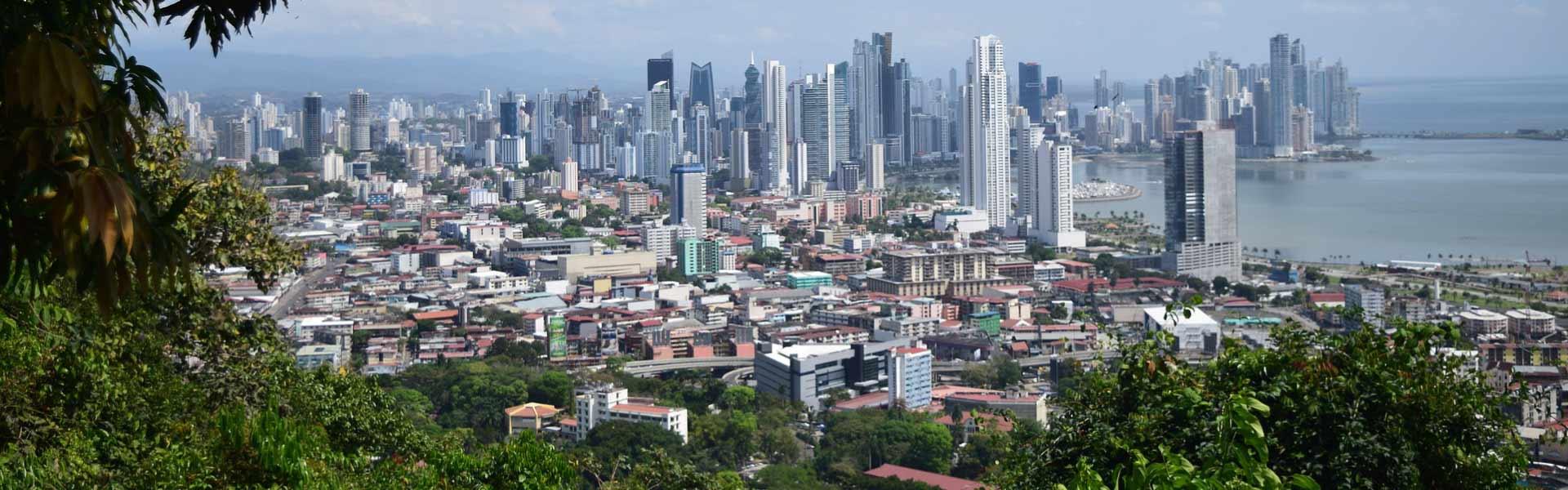 Planes todo incluido a la ciudad de Panamá