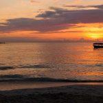 Puesta de sol en Punta Cana