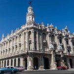 Teatro nacional de La Habana Cuba