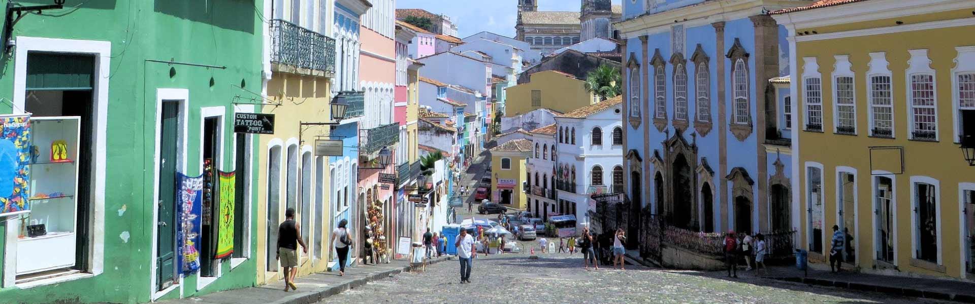 Viaja a Río de Janeiro y Salvador de Bahía